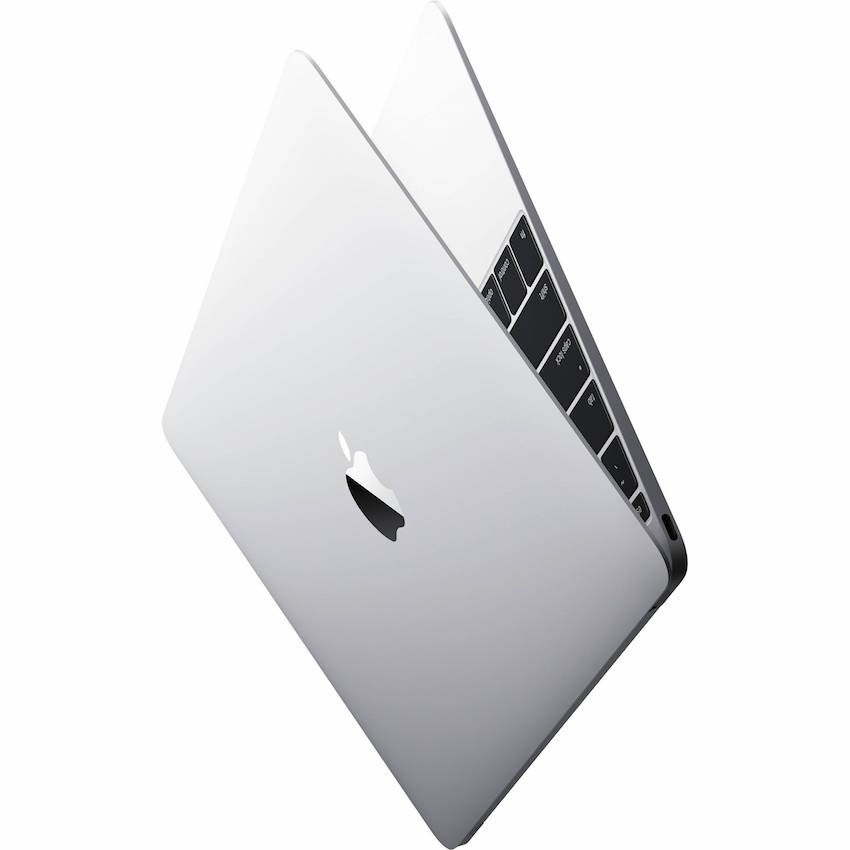 "MacBook 12"" Silver - MF865F/A - Intel Core M bicœur à 1,2 GHz/ 8GB/ 512GB flash"