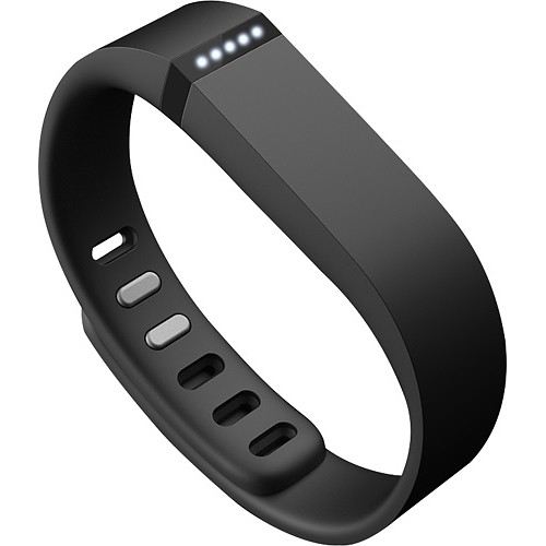 Fitbit Flex Wireless Activity and Sleep Wristband - Black