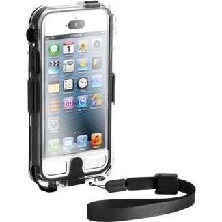 GRIFFIN - Survivor Waterproof + Catalyst for iPhone 5/5s - Black