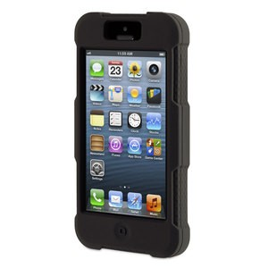 GRIFFIN - Protector for iPhone 5/5s - Black