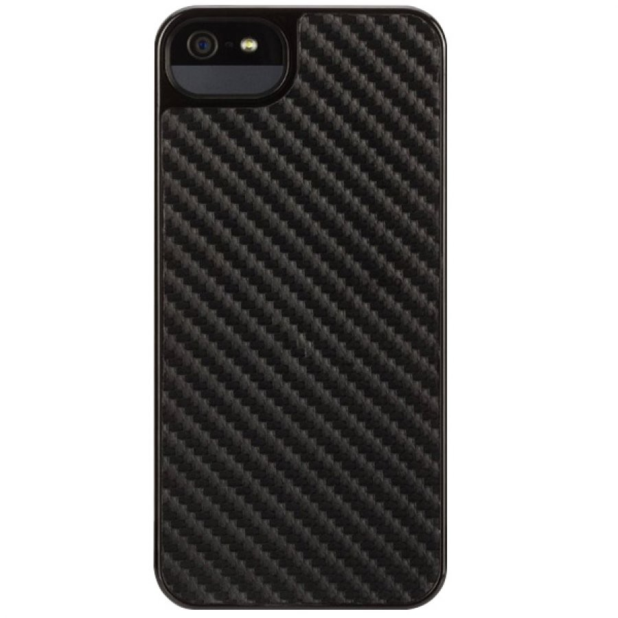 GRIFFIN - Graphite Form for iPhone 5/5s - Black