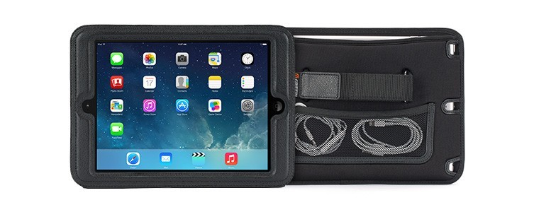Griffin CinemaSeat Salt for iPad Air - Black