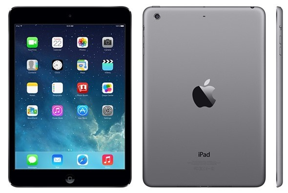 iPad mini 2 - WiFi - 16 Go - Space Grey - ME276NF/A