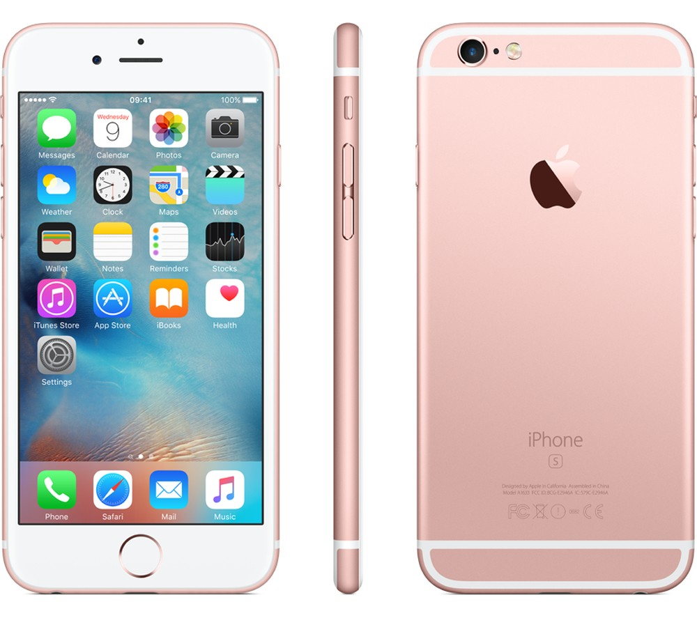 iPhone 6s - 32 Go - Rose Gold - MN122AA/A