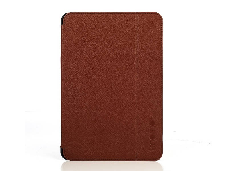 Knomo iPad mini Folio - Cognac