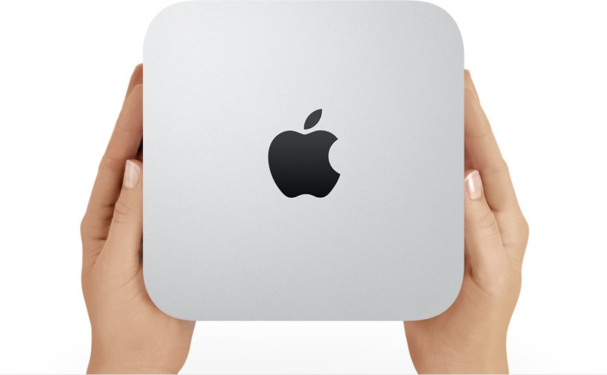 Mac mini - MGEN2F/A - Intel quad-core i5 2,6GHz/ 8Go/ 1To/ Iris Graphics