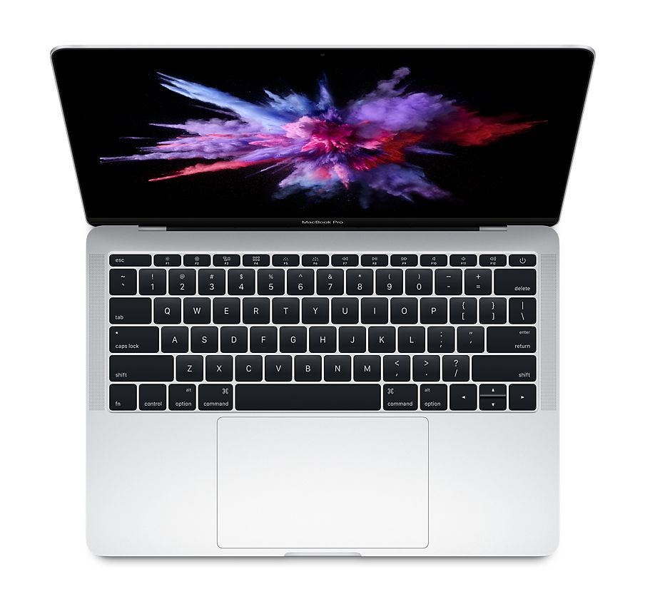 MacBook Pro 13'' - 2,3 Ghz/128 Go/8 Go - Silver - MPXR2FN/A