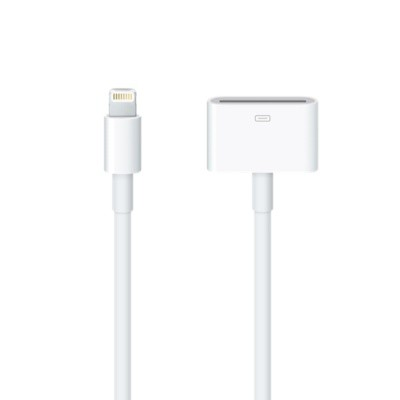 Adaptateur Lightning vers 30 broches (0,2 m) - Apple