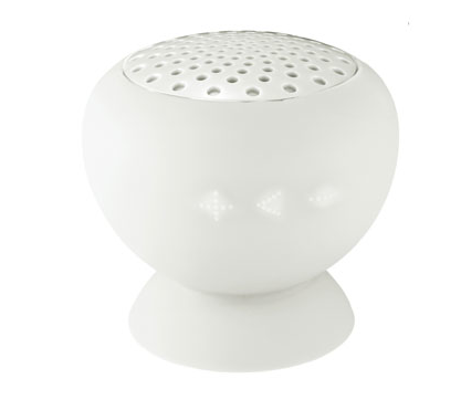 QDOS Q-BOPZ Compact Bluetooth Speaker - White