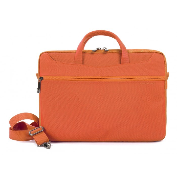 "Tucano New Work-Out Slim Bag for MacBook 13"" - Orange"