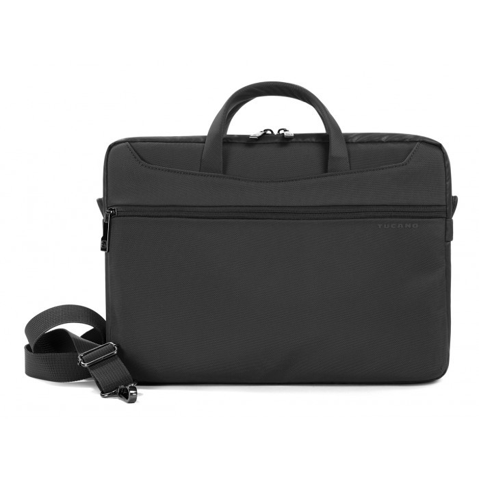 "Tucano New Work-Out Slim Bag for MacBook 13"" - Black"